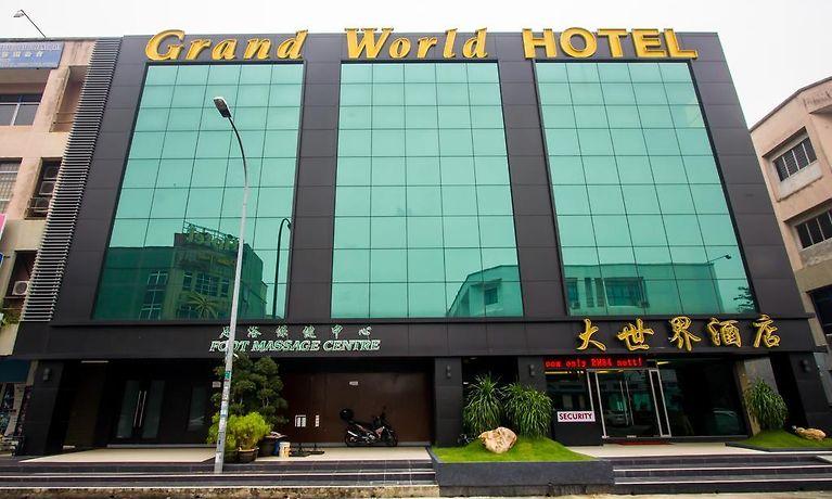 Grand World Hotel Johor Bahru